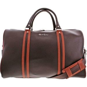 New Large Leather Duffle Menv💪